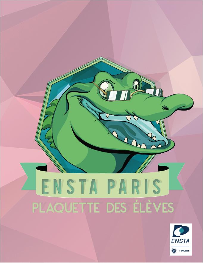 Plaquette alpha ENSTA 2020