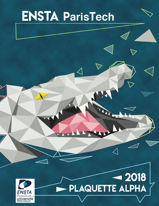 Plaquette alpha ENSTA 2018