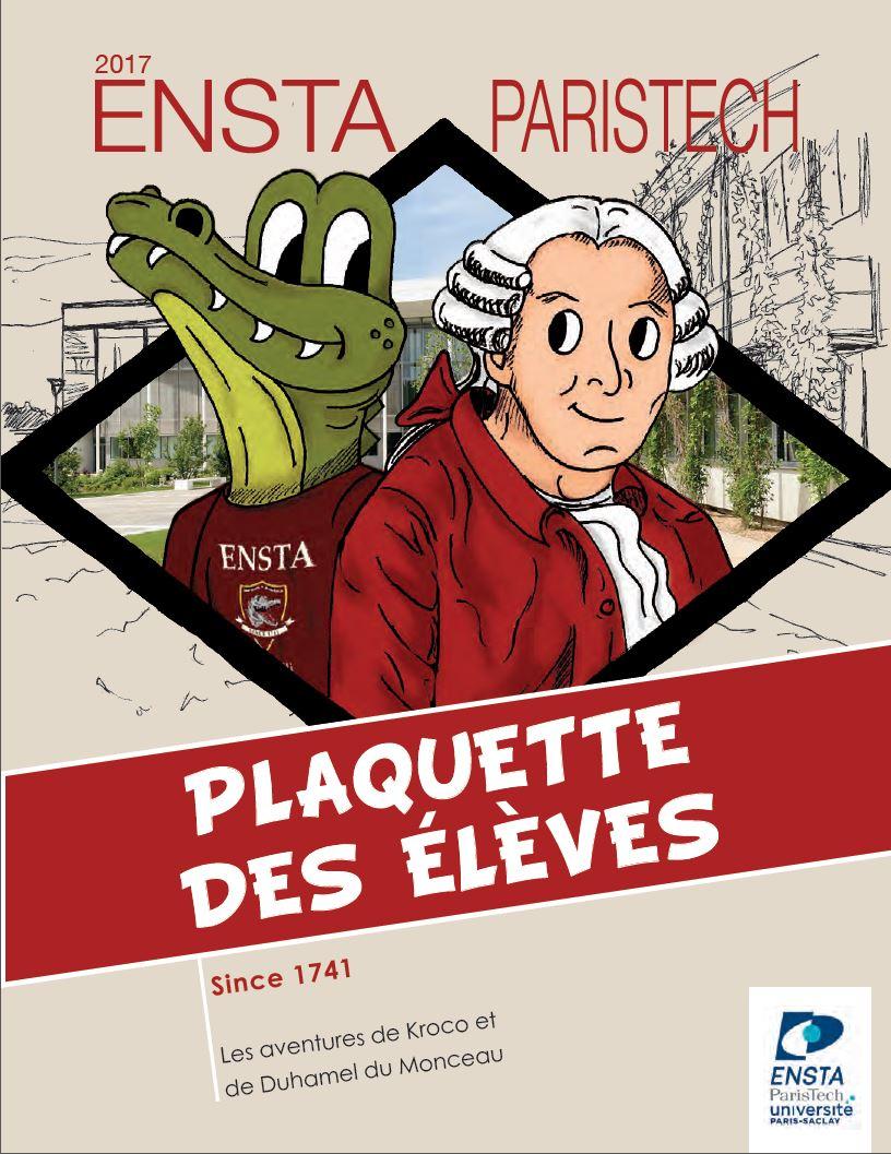 Plaquette alpha ENSTA 2017